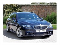 Used BMW 525d 5 Series TD M Sport Touring