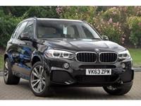 Used BMW X TD (258bhp) 4X4 xDrive30d M Sport