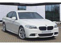 Used BMW 525d M Sport Saloon