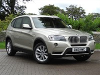 Used BMW X3 xDrive35d SE S.A.V.