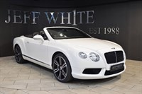 Used Bentley Continental GTC 4.0 V8 Convertible Automatic