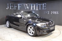 Used BMW 118i EXCLUSIVE EDITION 2dr convertible