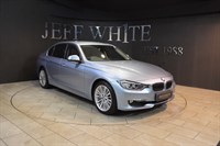 Used BMW 330d LUXURY 4dr Automatic