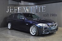Used BMW 525d M Sport Estate Automatic
