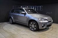 Used BMW X5 XDRIVE40D M SPORT 5dr Automatic