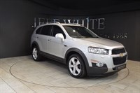 Used Chevrolet Captiva 2.2 LTZ VCDIb 5dr (7-Seater)