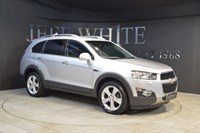 Used Chevrolet Captiva LTZ VCDI 5dr