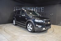 Used Chevrolet Captiva 2.2 VCDI LTZ 5dr Auto (7-seater)