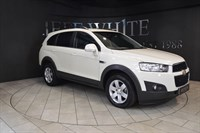 Used Chevrolet Captiva 2.2 VCDI LT 5dr (7-Seater)