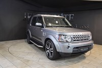 Used Land Rover Discovery 4 3.0 SDV6 HSE 5dr Automatic