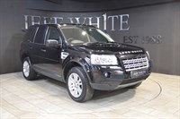 Used Land Rover Freelander 2.2 TD4 E XS 5dr