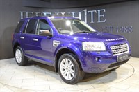 Used Land Rover Freelander 2.2 TD4 HSE 5dr automatic