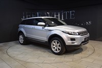 Used Land Rover Range Rover Evoque 2.2 SD4 PURE 5dr
