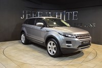 Used Land Rover Range Rover Evoque 2.2 SD4 PURE TECH 5dr