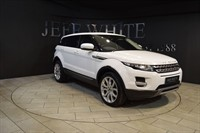 Used Land Rover Range Rover Evoque 2.2 ED4 PURE 5dr TECH PACK