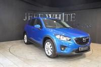 Used Mazda CX-5 2.2 D SPORT NAV 5dr Automatic