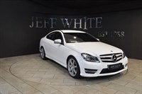 Used Mercedes C250 CDI BLUEEFFICIENCY AMG SPORT Coupe Automatic