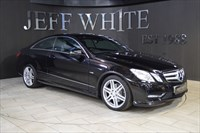 Used Mercedes E220 CDI BLUEEFFICIENCY SPORT Coupe Automatic