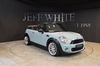 Used MINI Convertible 1.6 ONE 2dr