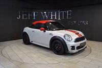 Used MINI Coupe 1.6 JOHN COOPER WORKS 3dr