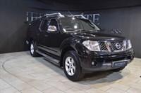 Used Nissan Navara 2.5 DCI Expedition D/Cab Pick Up 4dr (NO VAT)