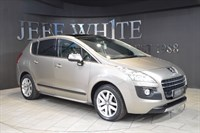 Used Peugeot 3008 2.0 HYBRID4 5dr Automatic