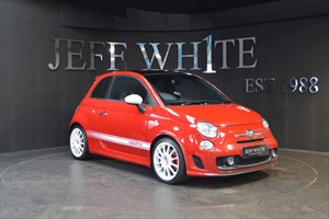 used Abarth 500 1.4 16V T-Jet 3dr Essesse 160BHP in cardiff-south-wales