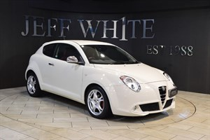 used Alfa Romeo Mito 1.4 TB MULTIAIR DISTINCTIVE TCT AUTO in cardiff-south-wales