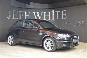 used Audi A1 1.4 TFSI S Line 3dr in cardiff-south-wales