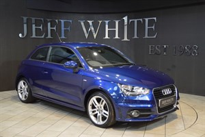 used Audi A1 1.2 TFSI S LINE 3dr in cardiff-south-wales