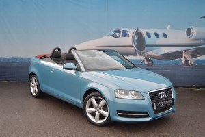 used Audi A3 1.6 TDI TECHNIK Convertible in cardiff-south-wales
