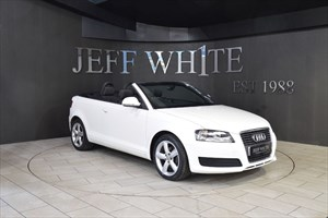 used Audi A3 1.6 TDI TECHNIK Convertible start/stop in cardiff-south-wales