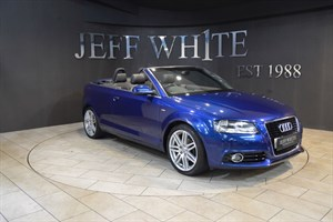 used Audi A3 2.0 TDI S LINE Convertible in cardiff-south-wales