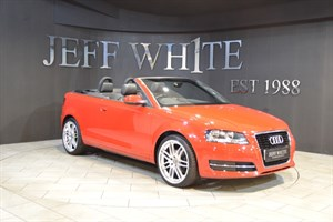 used Audi A3 2.0 TDI Convertible in cardiff-south-wales