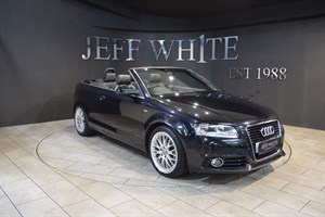 used Audi A3 1.8 TFSI S LINE Convertible in cardiff-south-wales