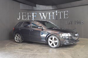 used Audi A3 2.0 TDI S-Line Black Edition 5dr (Start/Stop) in cardiff-south-wales