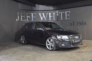 used Audi A3 2.0 TDI Black Edition 5dr in cardiff-south-wales