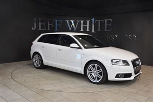 used Audi A3 2.0 TDI S LINE 5dr Automatic in cardiff-south-wales
