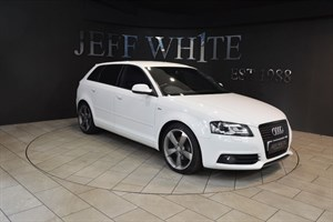 used Audi A3 2.0 TDI Black Edition 5dr (Start/Stop) in cardiff-south-wales