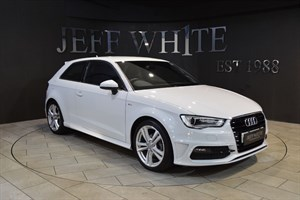 used Audi A3 2.0 TDI S LINE 3dr (New Model) in cardiff-south-wales