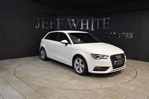 used Audi A3 1.6 TDI SPORT 5dr (New Model) in cardiff-south-wales