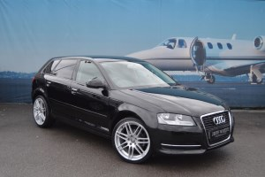 used Audi A3 1.6 MPI Technik 5dr in cardiff-south-wales