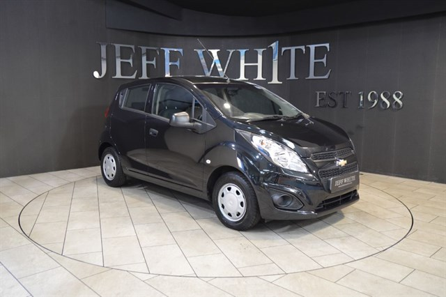 Click here for more details about this Chevrolet Spark 10 iLS 5dr