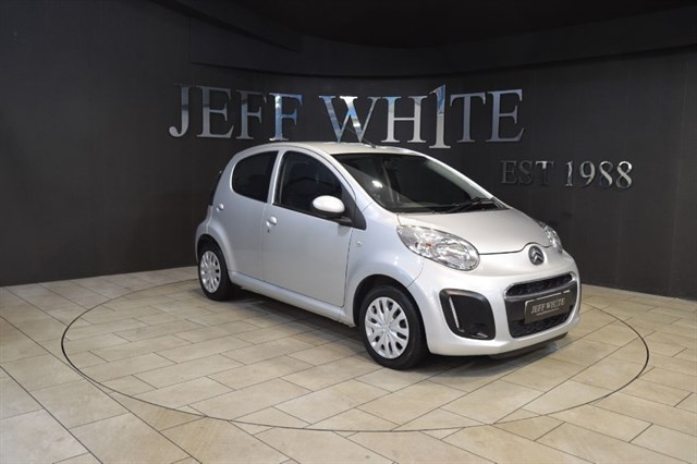 Click here for more details about this Citroen C1 10 VTR 5dr