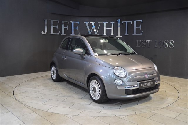 Click here for more details about this Fiat 500 12 LOUNGE 3dr StartStop