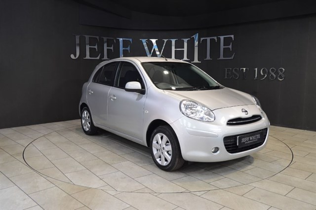 Click here for more details about this Nissan Micra 12 ACENTA 5dr