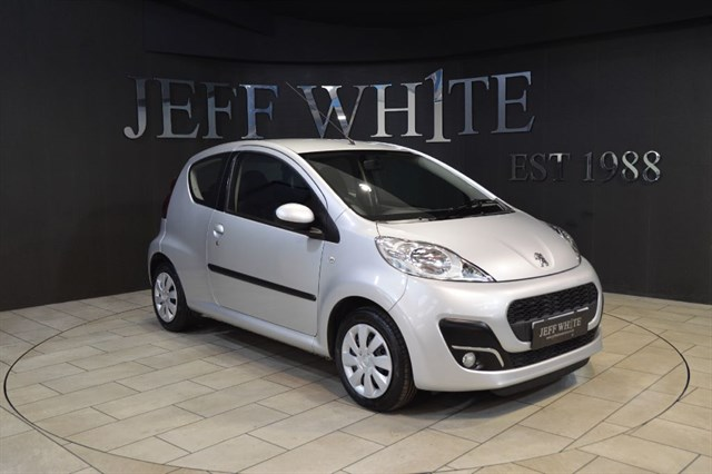 Click here for more details about this Peugeot 107 10 ACTIVE 3dr