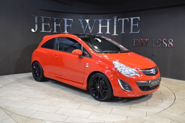 Click here for more details about this Vauxhall Corsa 12 LIMITED EDITION 3dr