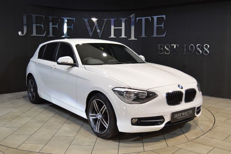 used BMW 116d SPORT 5dr in cardiff-south-wales