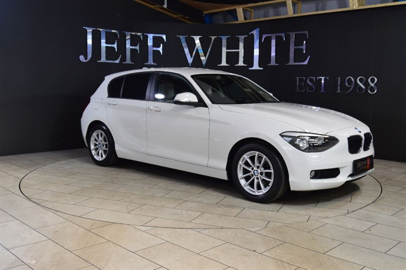 used BMW 116d EFFICIENTDYNAMICS 5dr in cardiff-south-wales